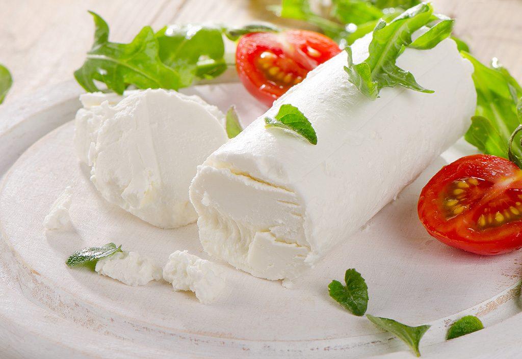 kozí syr recept