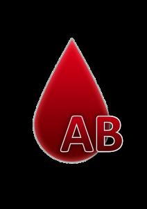 krvná skupina AB