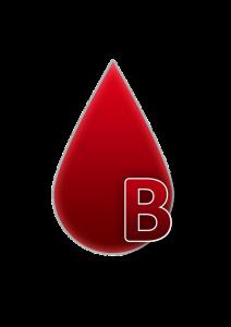 krvná skupina B
