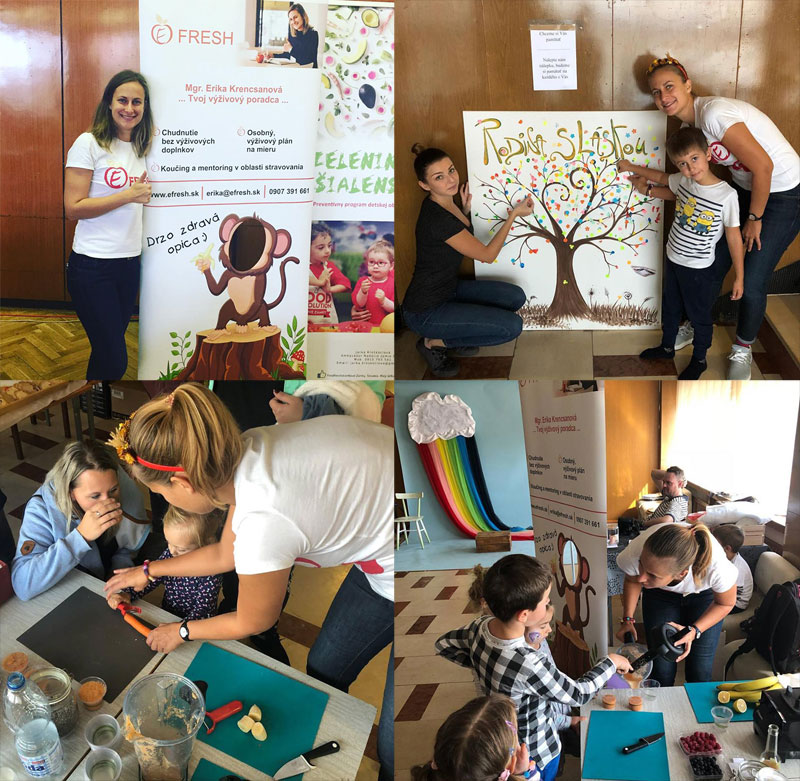 Práca s deťmi
