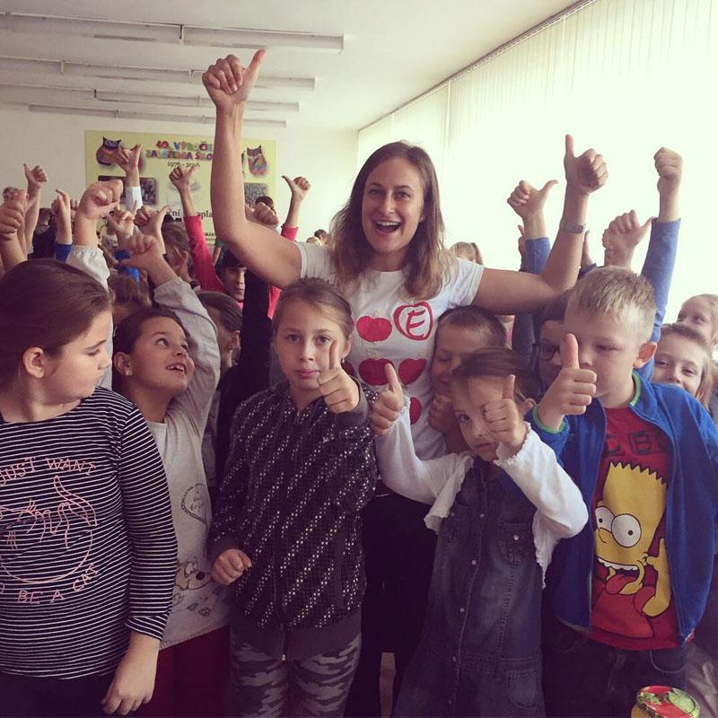 Prednáška pre deti