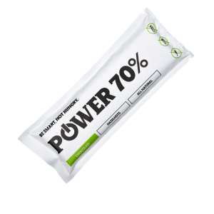 power choco bar 70%