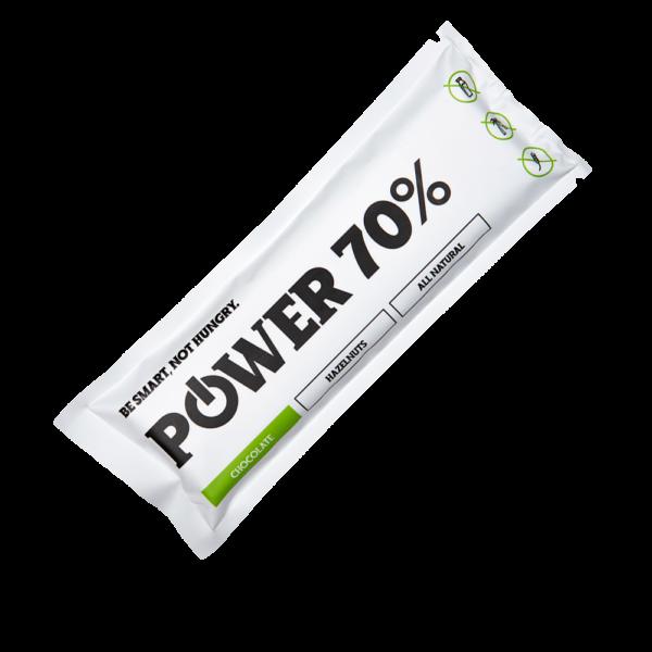power choco bar 70%