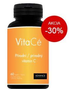 VitaCé– najsilnejší prírodný vitamín C