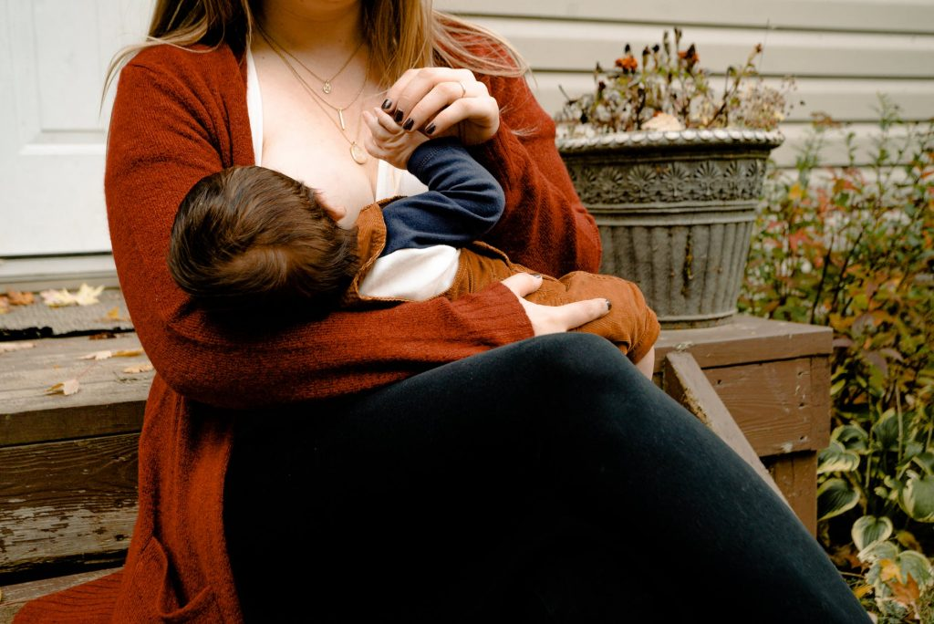 jedalnicek pocas dojcenia