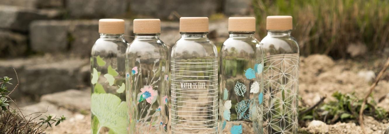 efresh zdravá fľaša
