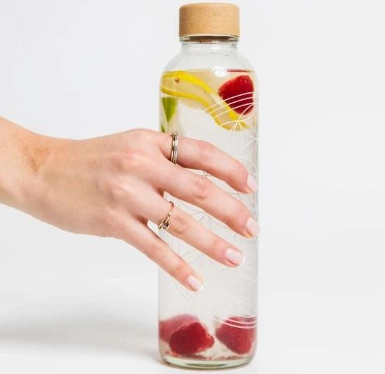 zdravá fľaša